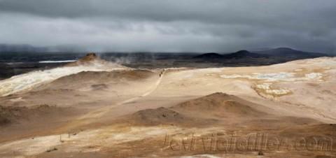 Hverir – Námafjall, Islandia