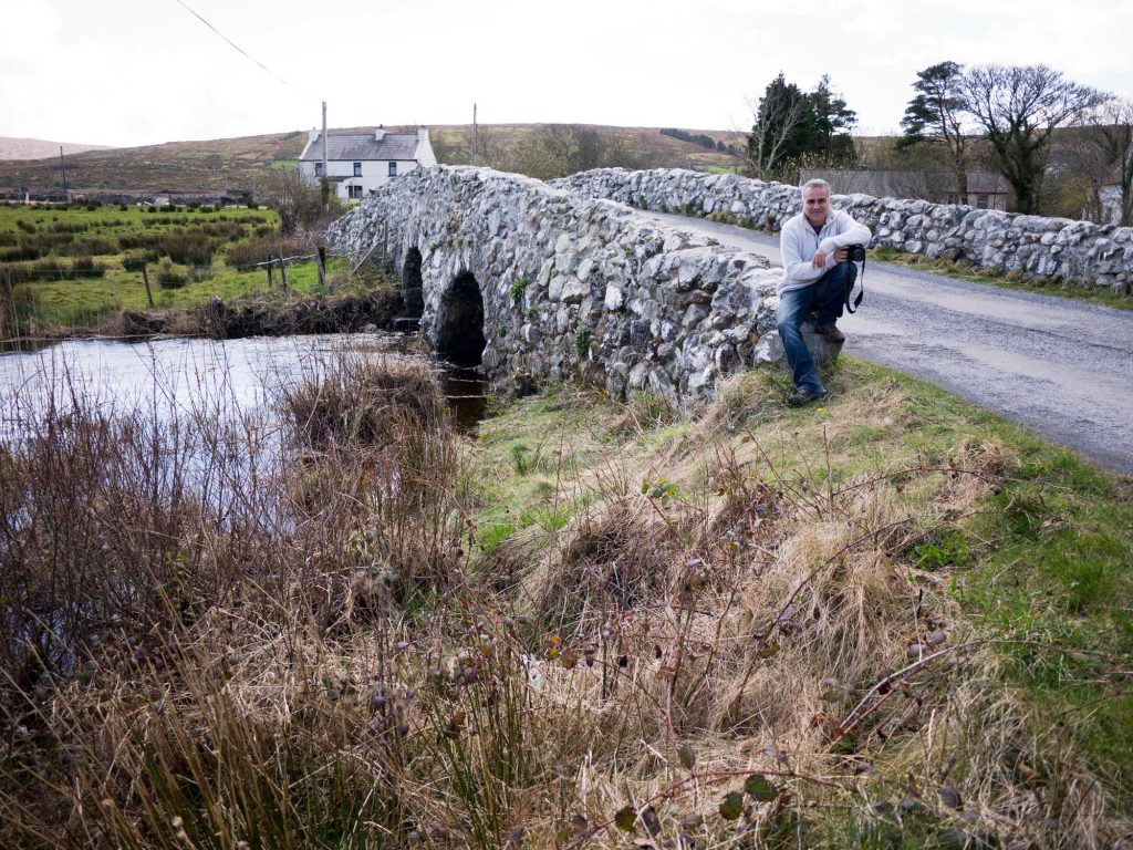 El hombre tranquilo, Quite Man Bridge