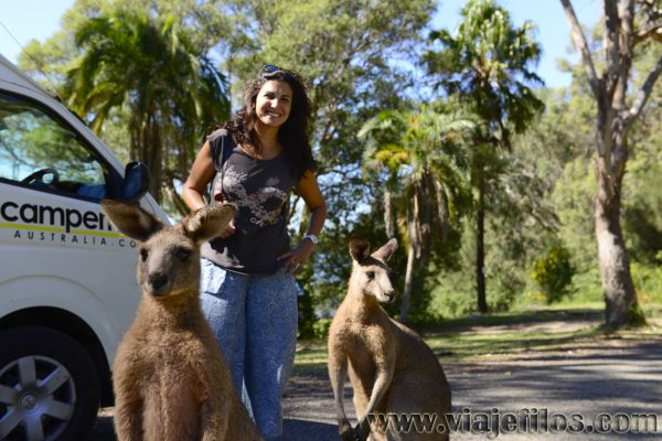 Koompahtoo Aboriginal Reserve, Australia