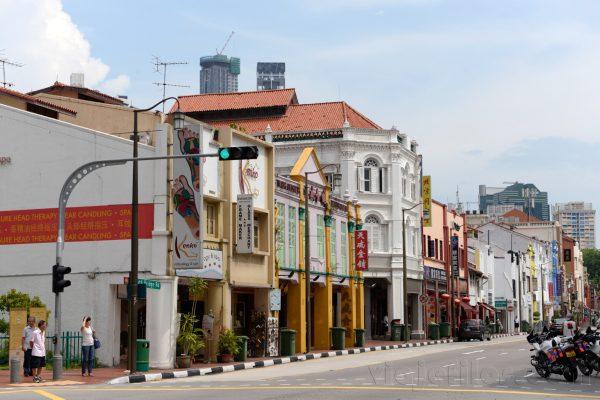 Chinatown de Singapur