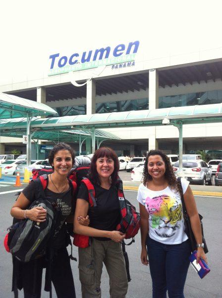 Aeropuerto de Tocumen en Panama