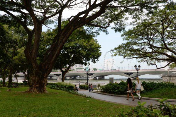 Marina Bay de Singapur