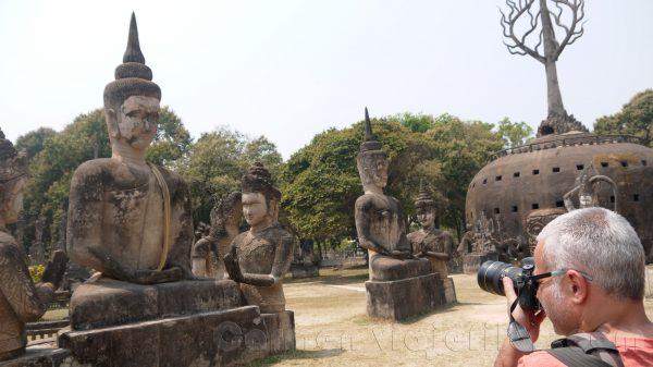 Buda Park, Vientiane