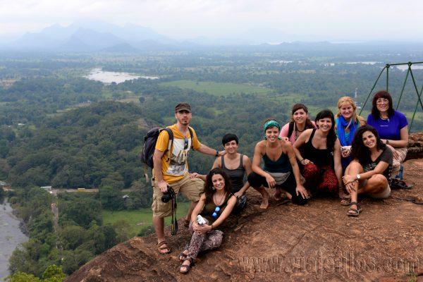 05 Viajefilos en Sri Lanka. Sigiriya 22
