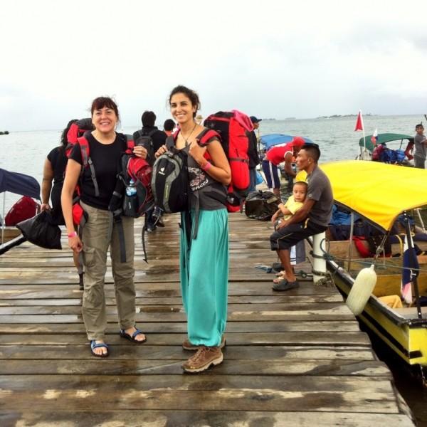 En ruta al archipielago de San Blas