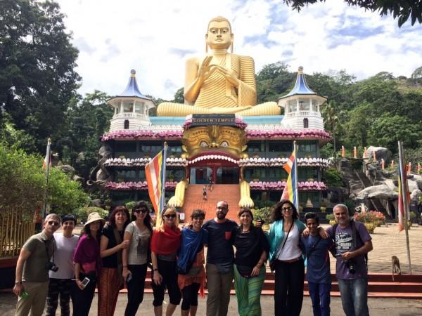 08 Viajefilos en Sri Lanka. Dambulla 01