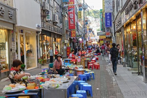 Gukje Market de Busan