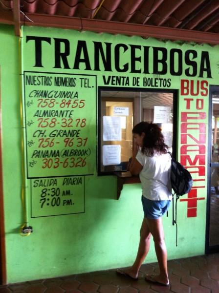 09 Viajefilos en Panama. Bocas del Toro 05