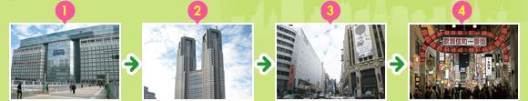 11 Ruta Shinjuku