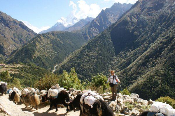 Los paisajes de Nepal