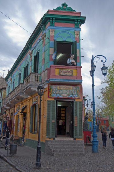 Barrio de Boca, Caminito. lo mejor de Buenos Aires