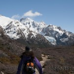 Trekking Fitz Roy