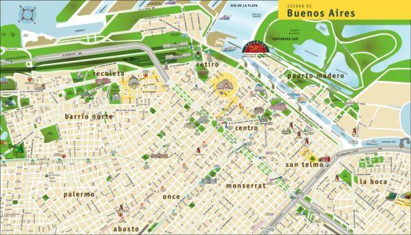 Que ver y hacer una semana en Buenos Aires