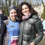 La media marathon de Bath