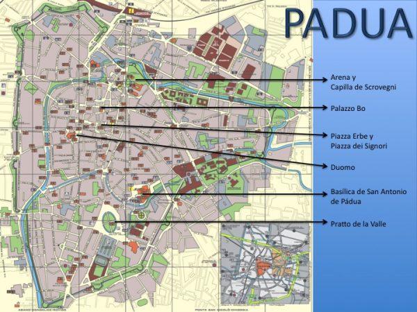 Que ver en Padua
