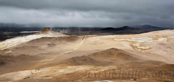 Hverir - Námafjall, Islandia