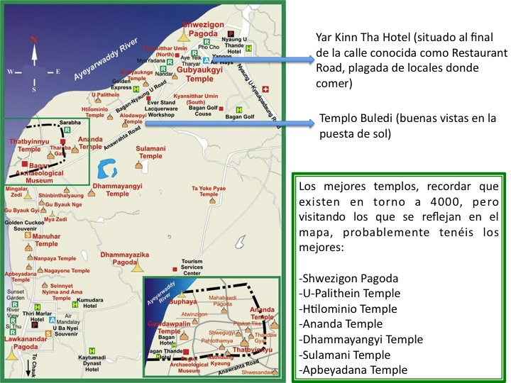 Lo mejor de Myanmar: Bagán, Lago Inle, Bago y Yangón