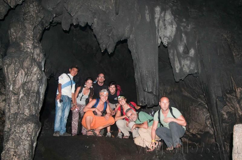 Cuevas de Lanquin