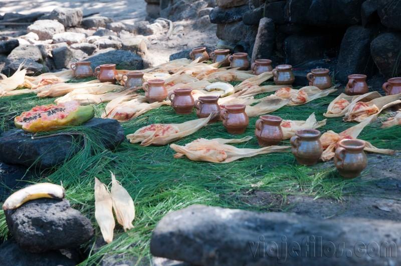Los rituales de Iximché