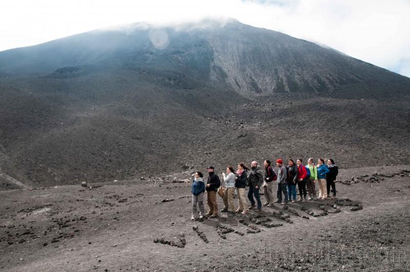 Guatemala, Volcán Pacaya Viajefilos