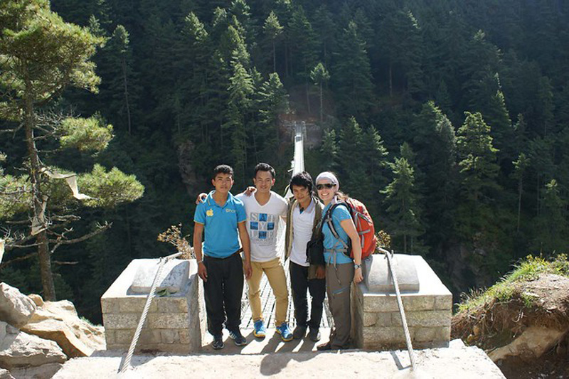 Como organizar un viaje a Nepal