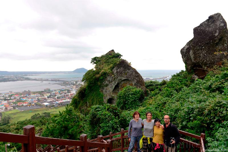 Seongsan Ilchubong, el cono volcánico mas famoso de Jejudo