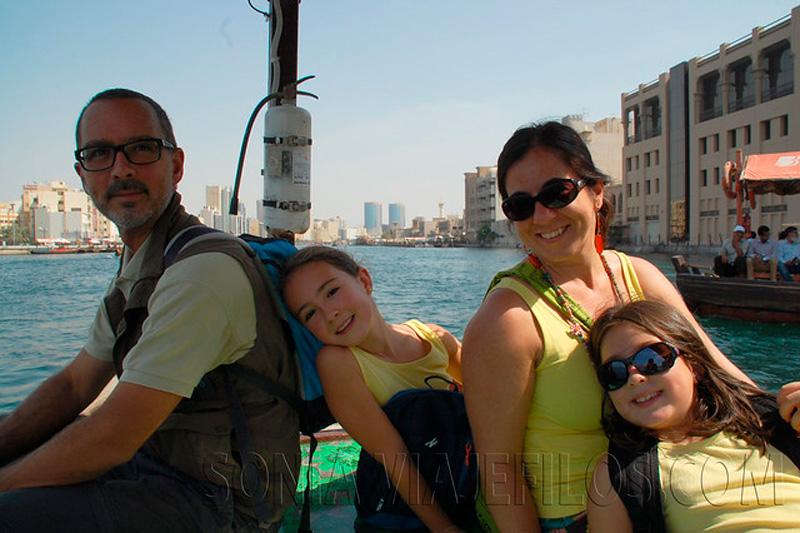 Viajar a Emiratos con niñas