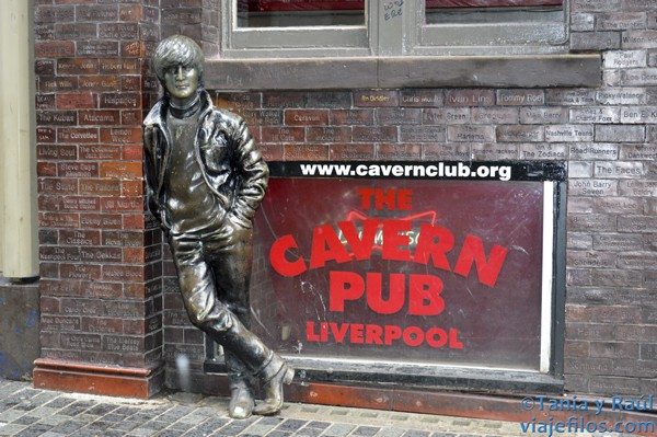 The Cavern, en Liverpool