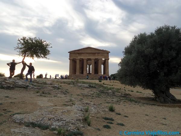 Templos de Agrigento