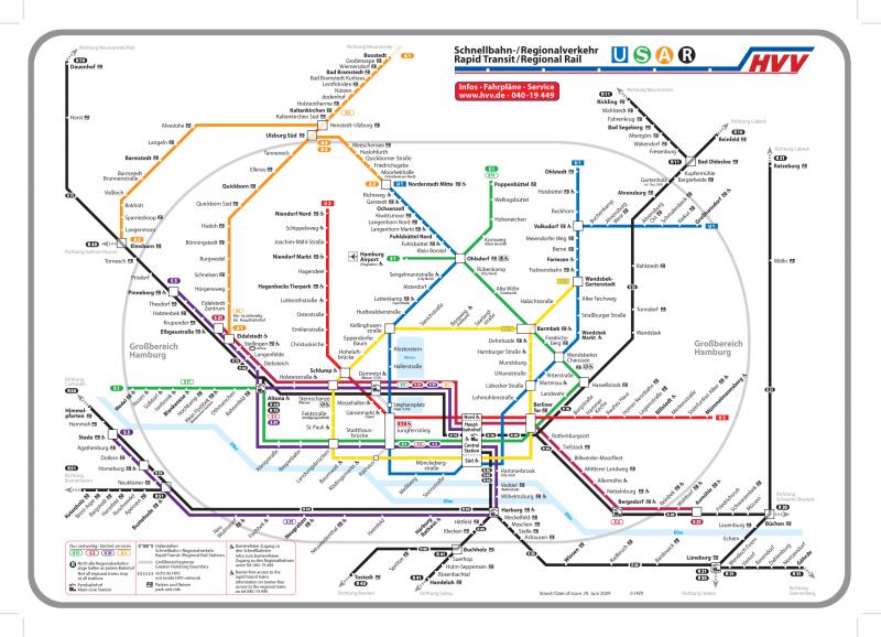 Metro Hamburgo