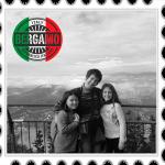 Bérgamo, el Lago Como y Milán, con niñas. Primera parte
