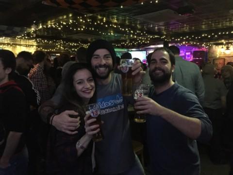 Domingo de… ¡Birras! En Edimburgo