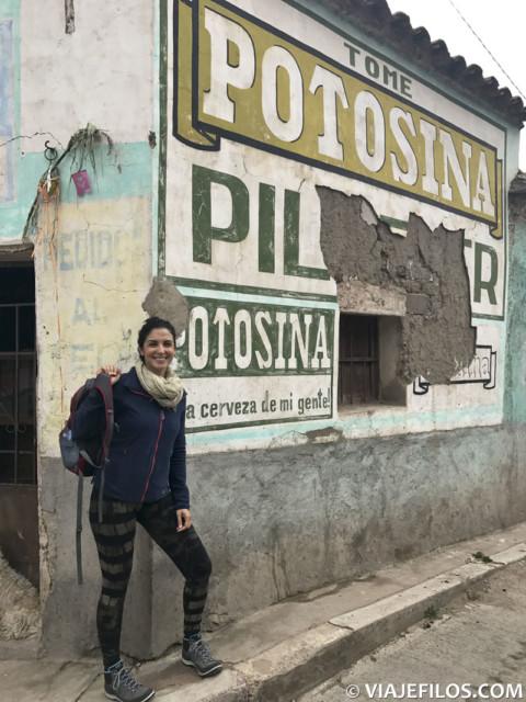 Una Potosina en Potosí