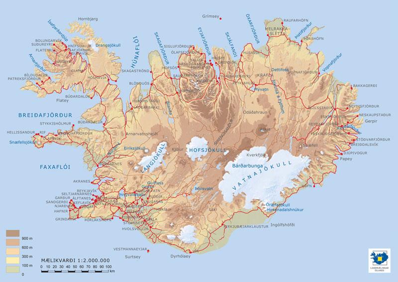 La ruta circular a Islandia en 12 días
