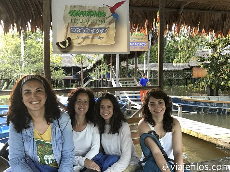 El mejor lugar desde donde emprender una estancia de tres dias en el Amazonas de Perú, Iquitos