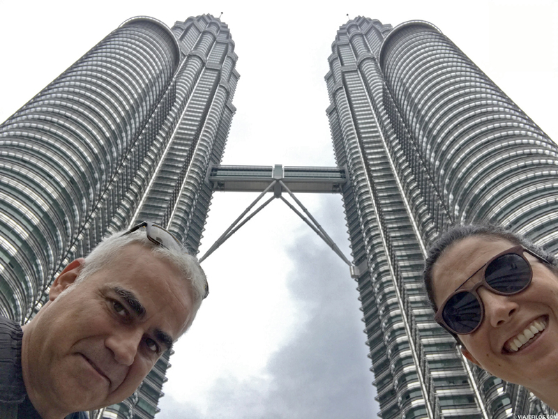Torres Petronas de KL