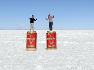 Entrevista a dos grandes viajefilos que recorrieron Bolivia por libre con la mochila a cuesta