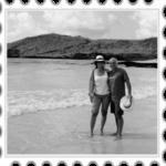 Islas Floreana, Plaza Sur y Santa Fe en Galápagos