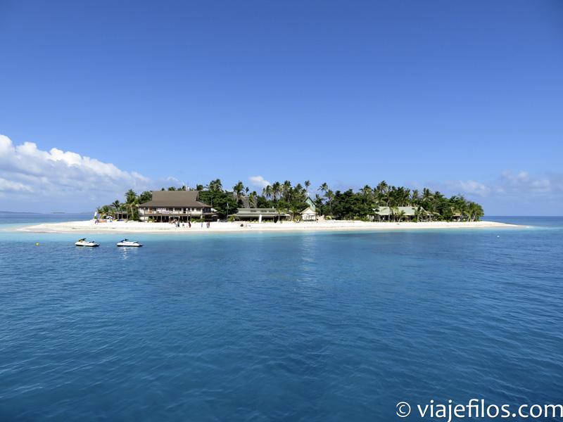 Viaje a el paraíso de las islas Fiji