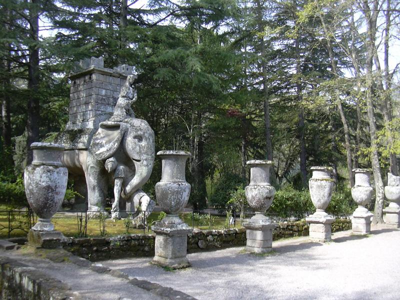 Parco dei Mostri, un bosque de cuento en el corazón de Italia