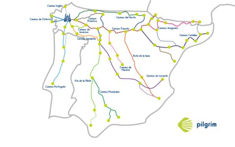 Pilgrim o como hacer bien el Camino de Santiago