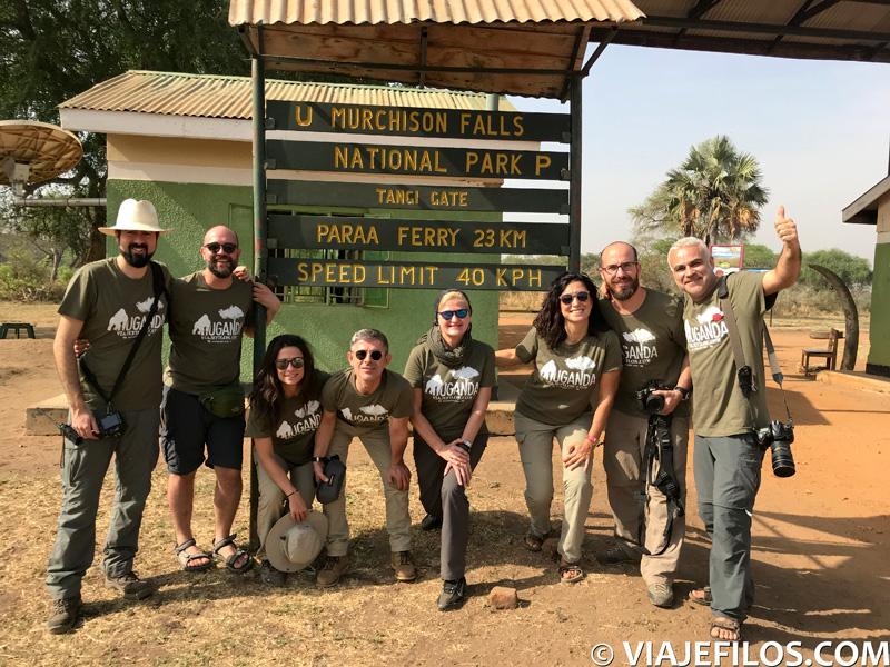 Cómo organizar un safari en Uganda por tu cuenta