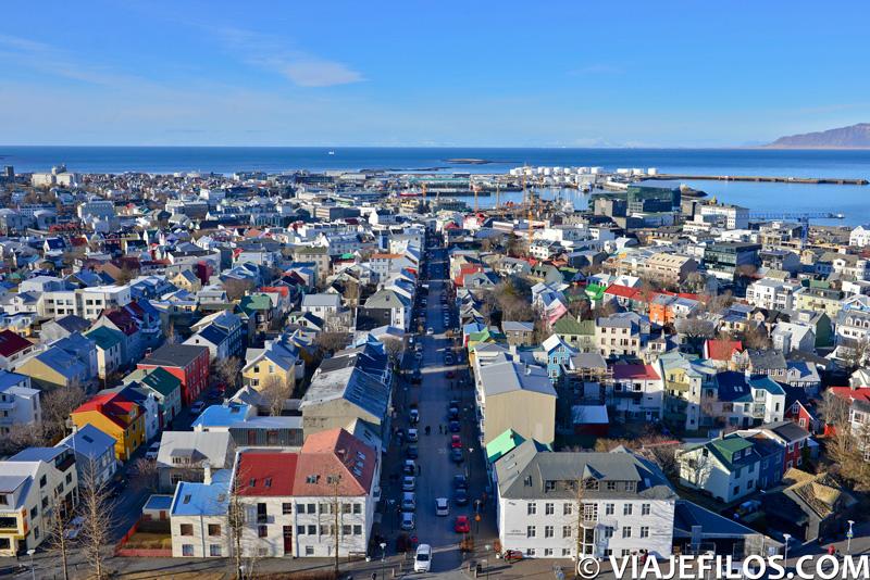 Reikiavik, Recorrido y escalas en una semana por el sur de Islandia