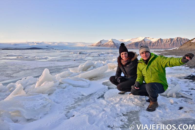 La laguna glaciar de Jokulsarlon, una semana de viaje por el sur de Islandia