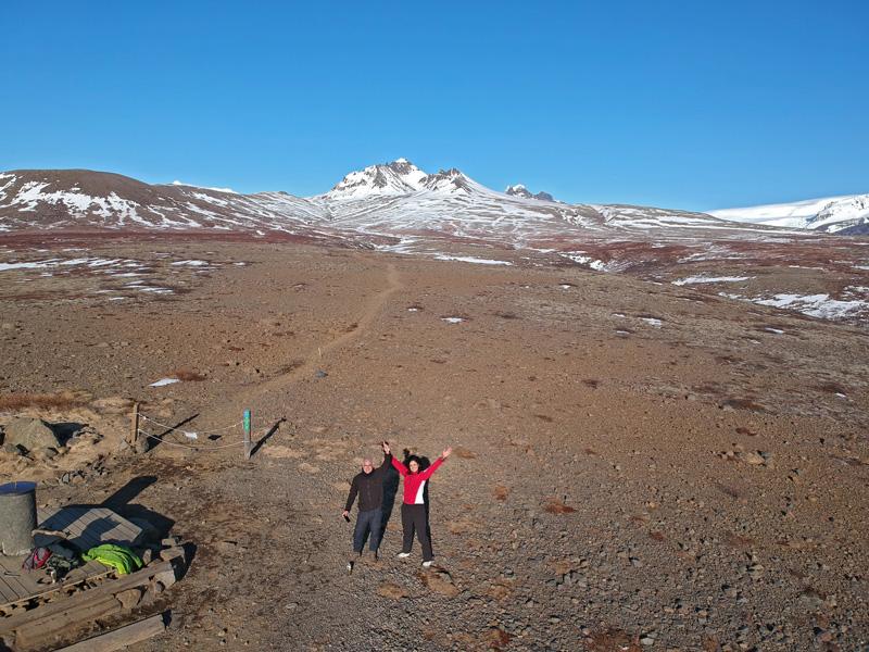 El trekking en Skaftafell, escala fundamental en un viaje de una semana en el sur de Islandia