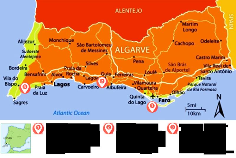 Recorriendo Los Pueblos Más Bonitos De El Algarve Viajefilos Com