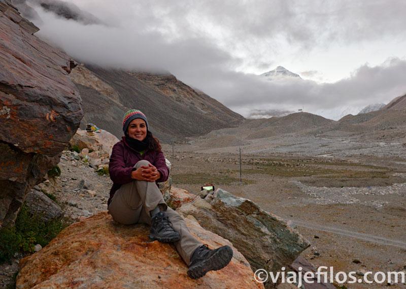 Amanecer en Monte Everest