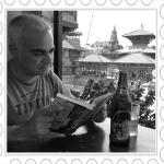 La visita de la ciudad de Patan