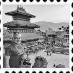 La visita de la ciudad de Bhaktapur
