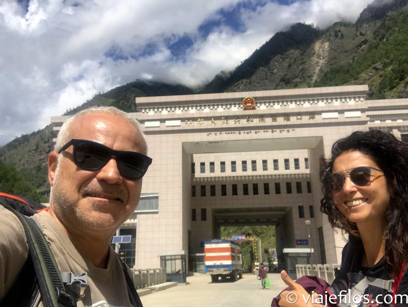 Cómo cruzar la frontera entre Tibet y Nepal